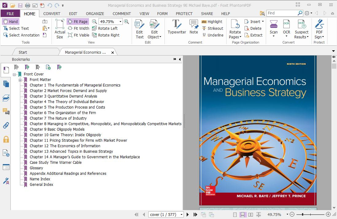 Strategy and business pdf economics managerial