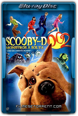 Scooby-Doo 2 Monstros A Solta Torrent 2004 720p BluRay Dublado