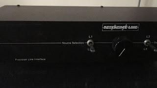 Reference Line Audio Model 1000 Passive Pre Amp Passive%2B2