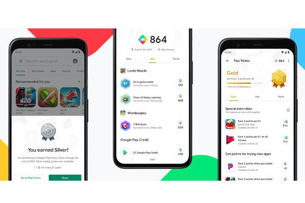 Google announces Play Points rewards program