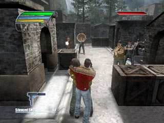 Download Game Dead To Rights II PS2 Full Version Iso For PC | Murnia Games