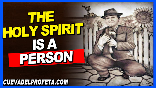 The Holy Spirit is a Person - William Marrion Branham