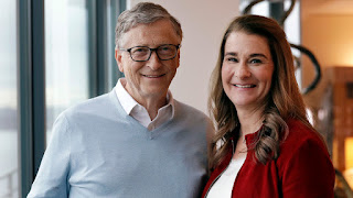 Bill Gates and his wife are divorcing