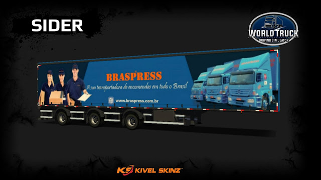 SIDER - BRASPRESS TRANSPORTES
