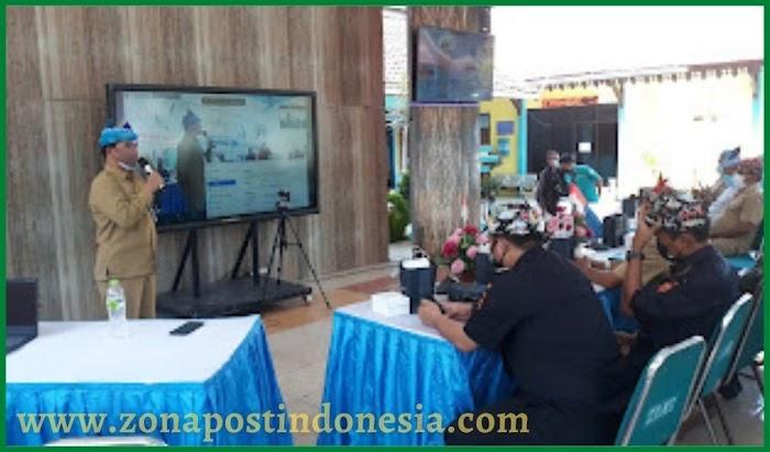 Dinas Kominfo dan Persandian Kabupaten Situbondo, Lakukan Sosialisasi DBHCHT Tahun 2021