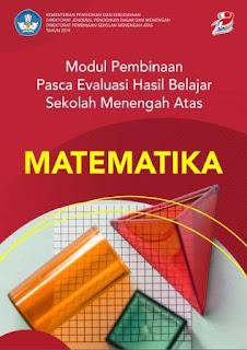 Modul Pembinaan Evaluasi Hasil Belajar Matematika