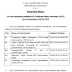 SSC Notice for Change in Examination Centre and Exam date - Download official notice here