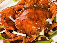 Resep Kepiting Saus Tiram Spesial Pedas
