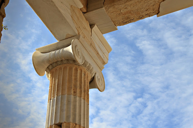 『パルテノン神殿』はいつ建てられた?建設様式の3つの特徴