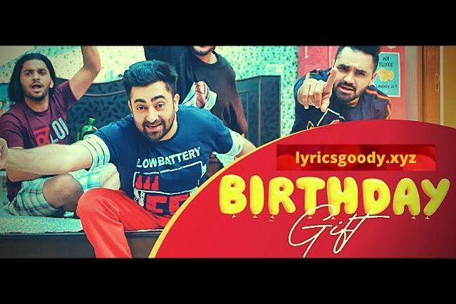 Birthday Gift - Sharry Mann (Hindi & Punjabi) | Lyricsgoody