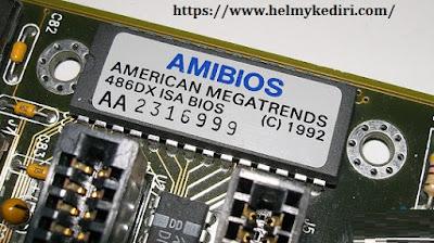 Arti bunyi beep pada BIOS AMI