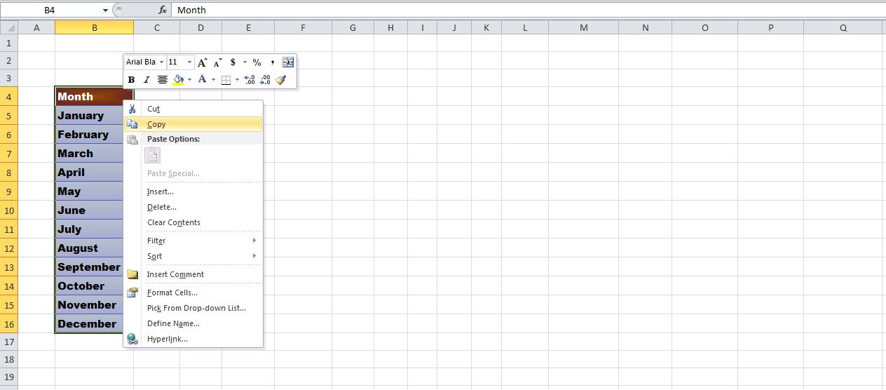 Excel Functions Transpose - कॉलम का Horizontal डाटा Row में Vertical Form में ट्रांसफर करना और Row का  Vertical डाटा कॉलम में Horizontal Form में ट्रांसफर करना
