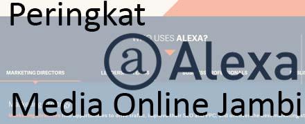 ranking alexa media online jambi