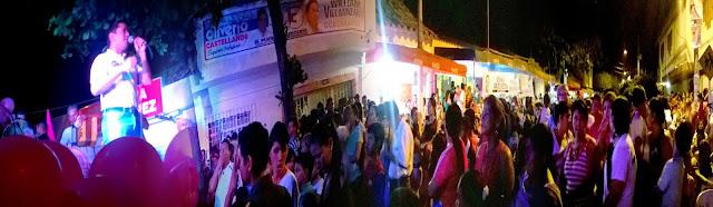 Cierre triunfal de campaña 'Jorge Acevedo Alcalde' en Comuna 10 de Cúcuta « #ReporteroSoyYo #FélixContrerasTV #CúcutaNOTICIAS