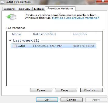 Cara Recover File & Folder yang Dihapus dari Hard Drive,Ini Caranya 2