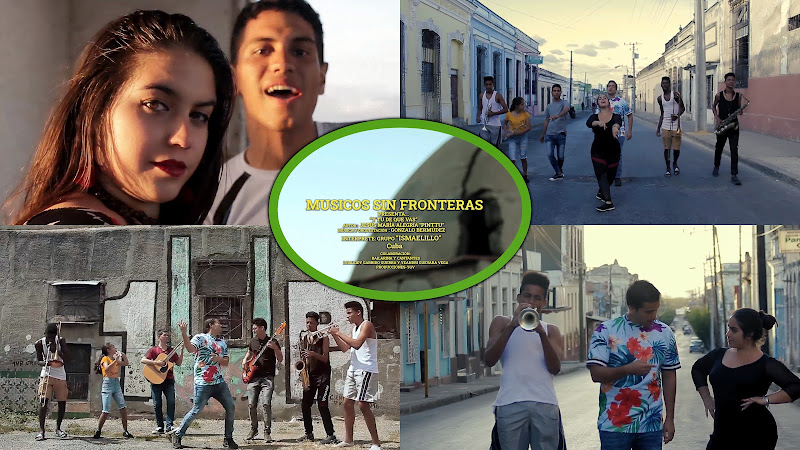 Músicos sin Fronteras - ¨¿Y Tú de qué vas?¨ - Videoclip - Director: Yeandri Guevara Vega. Portal Del Vídeo Clip Cubano