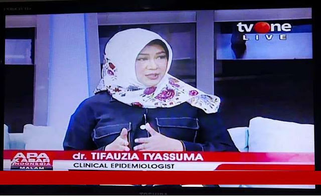 dr. Tifauzia Tyassuma: New Normal is Fake Normal