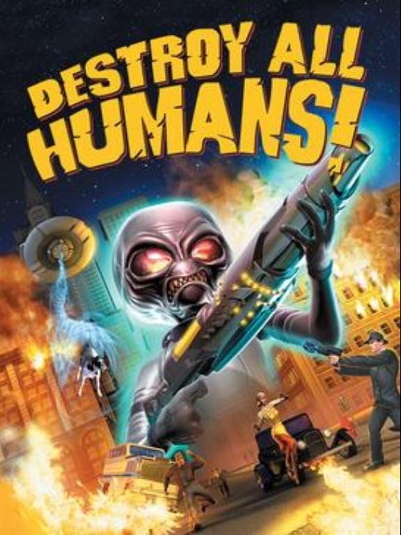 Baixar Destroy All Humans Torrent (PC)