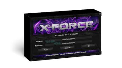 تحميل اداة Download X-Force 2017 كراك مدي الحياة