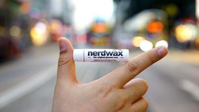 【好物】讓眼鏡定位 全天然配方眼鏡防滑臘 Nerdwax
