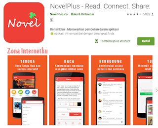 NovelPlus - Read. Connect. Share.