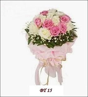 Bunga Tangan Valentine Summarecon