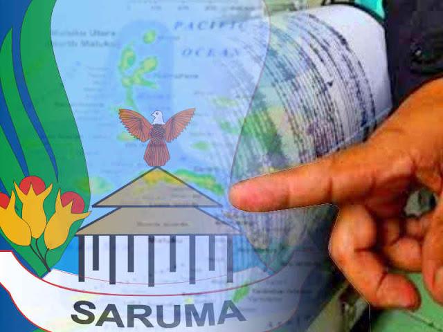 3 Gempa Guncang Halmahera Selatan, Tidak Berpotensi Tsunami
