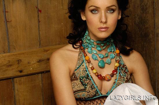 Attractive Natalie Glebova Naked HD