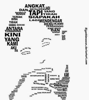Chairil Anwar - Selamat Tinggal
