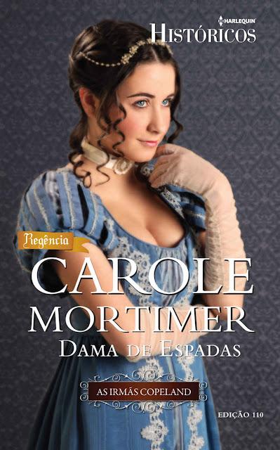 Dama de Espadas Harlequin Históricos - ed.110 - Carole Mortimer