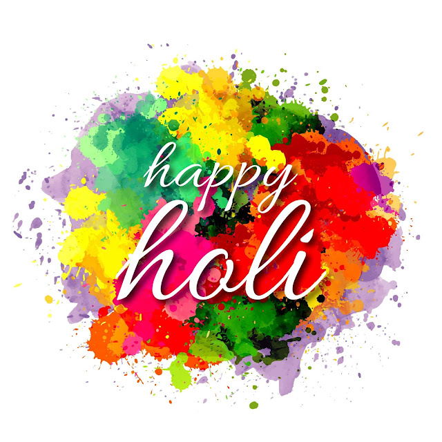 Happy Holi 2018 Wallpapers