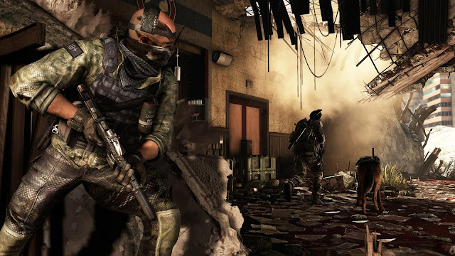 Call of Duty Ghosts PC Free Download Screenshot 1