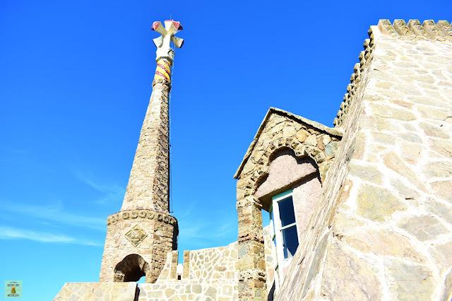 Azotea de la Torre Bellesguard, Barcelona