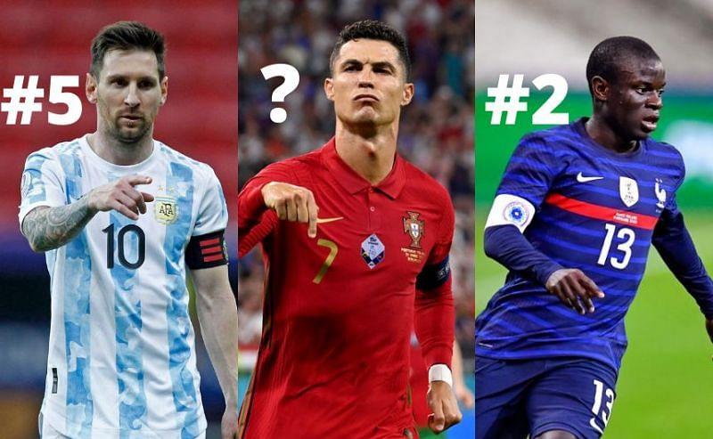 يورو 2020 وكوبا أمريكا سيكون لهما رأي في الكرة الذهبية 2021