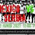 Horarios del Partido de México  vs Serbia (23 de JUNIO)