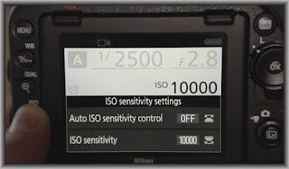 Canon EOS 5D Mark IV Setting Noise Reduction