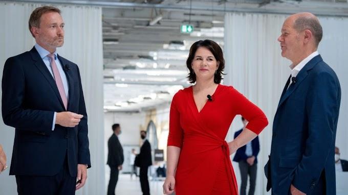 Socialistas, ecologistas y liberales están a un paso de formar gobierno en Alemania