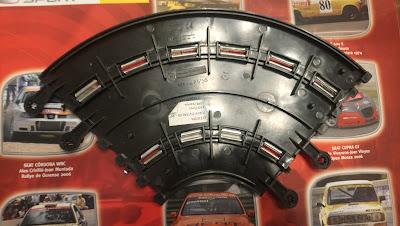 Curva Cerrada Doble PT/56 Hornby Scalextric
