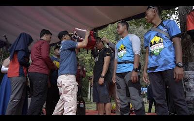 22 Tim Adu Tangkas di Alas International Rafting Championship