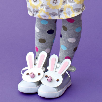 Lucky Rabbit Feet