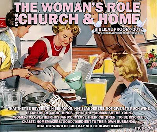 Biblical Proof, Church of Christ, women, Bible, church, baking, cake, girls