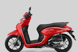 Honda Genio Borsolek Untuk Pertama Kalinya