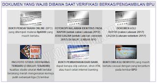 verifikasi berkas PMB PKN STAN