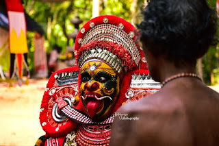Theyyam Images