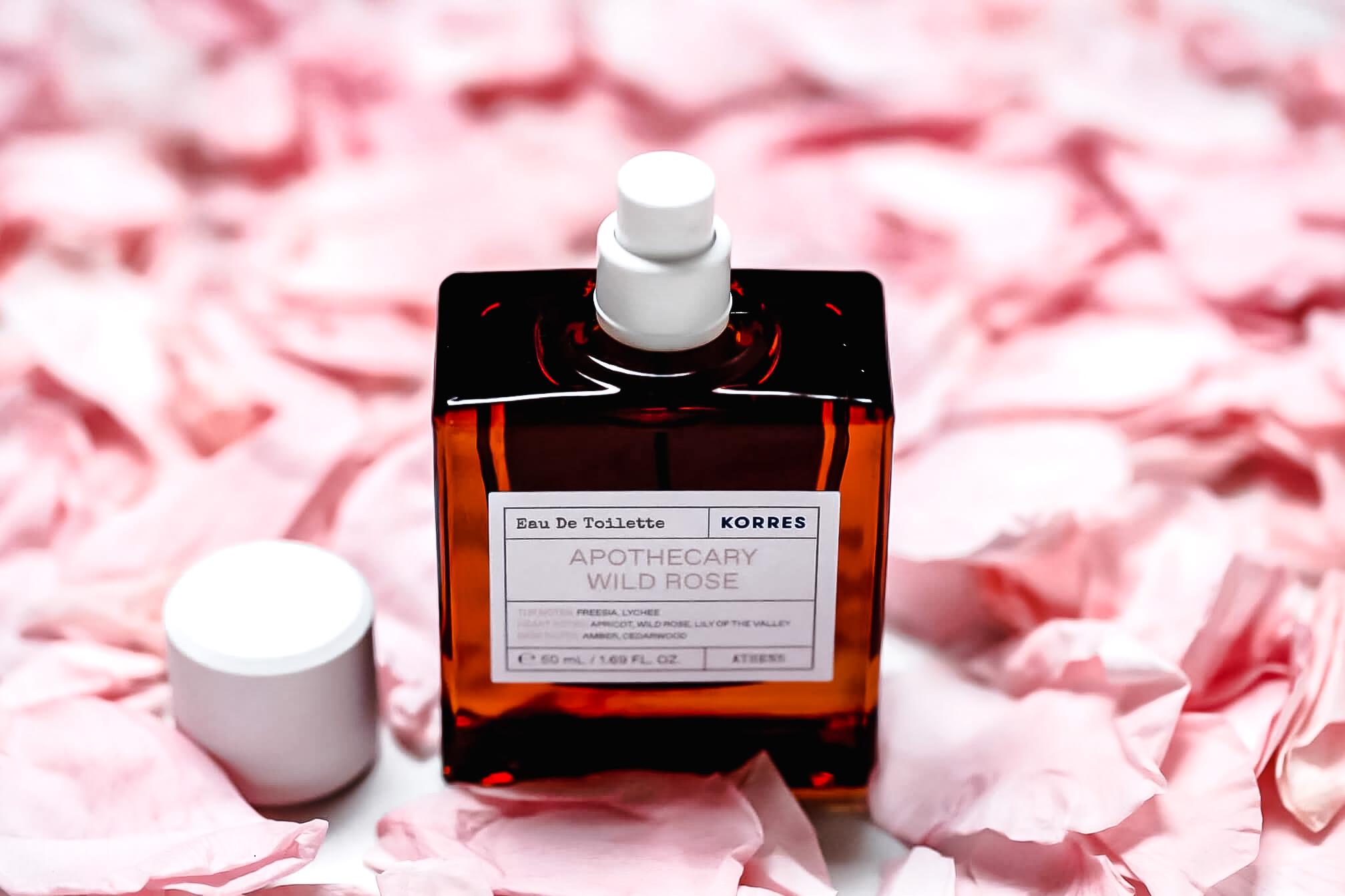Korres Wild Rose Parfum