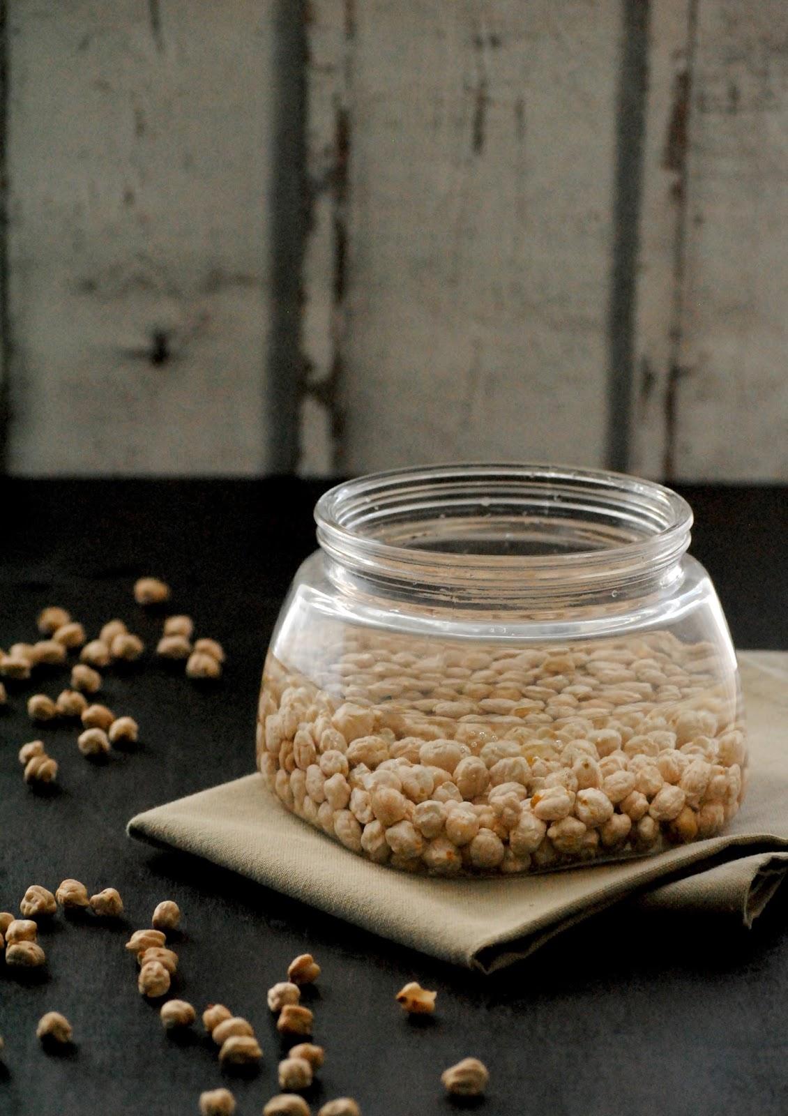 equivalencia legumbres secas y cocidas