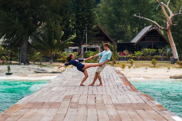 Malezja, Pulau Babi Besar, wakacje w Malezji