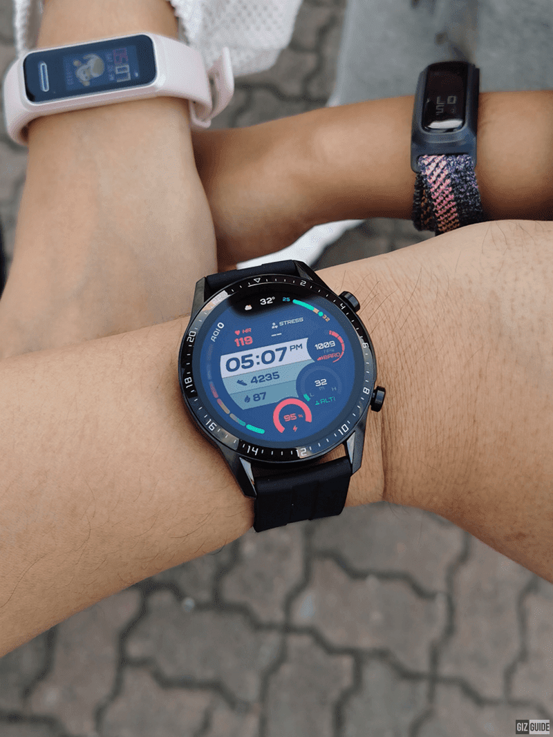 Huawei Band 4e, Band 4, Watch GT 2 fitness-focused watches arrives in PH!