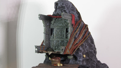 The Goblinking's Throne