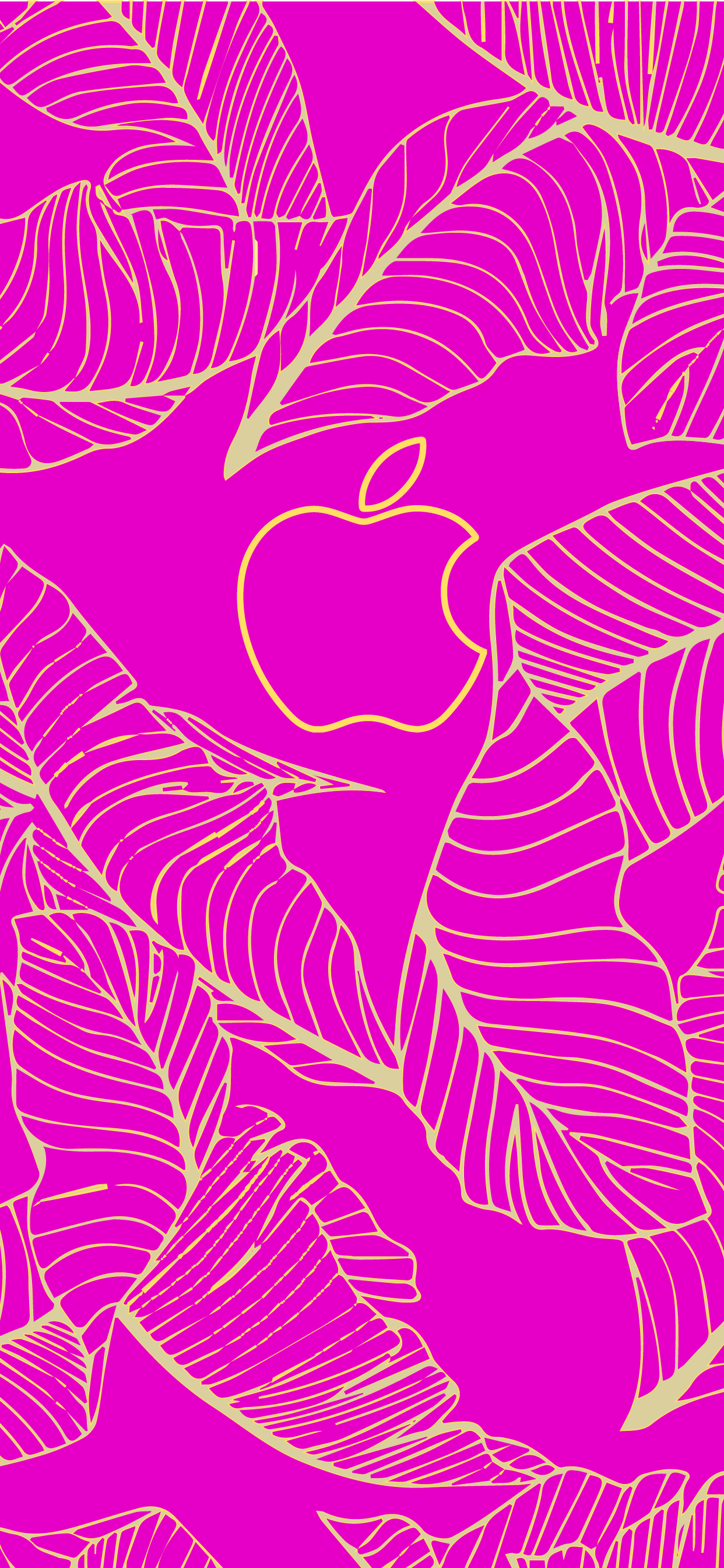 Apple logo aesthetic wallpaper iphone